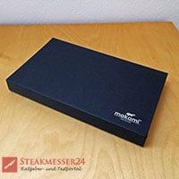 Makami Olive Deluxe Steakmesser Geschenkverpackung