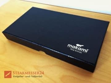 Makami Premium Steakmesser Box