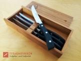 Rösle Steakmesser und Box