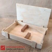 WMF Steakbesteck Box offen