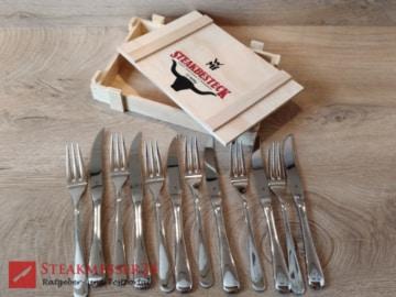 WMF Steakbesteck und Box