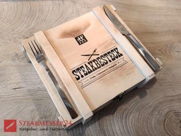 Zwilling Steakbesteck auf der Box