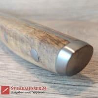 Steakchamp Musketeer Steakmesser Abschlusskappe